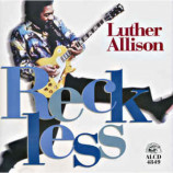Luther Allison - Reckless [Audio CD] - Audio CD