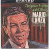 Mario Lanza - Christmas Hymns And Carols [Vinyl] - LP