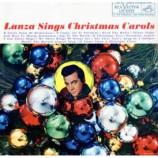 Mario Lanza - Lanza Sings Christmas Carols - LP