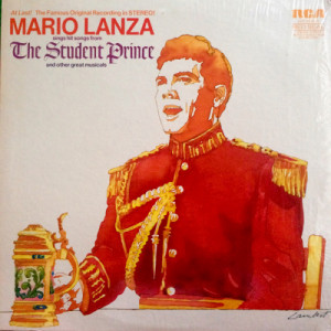 Mario Lanza - The Student Prince [Record] - LP - Vinyl - LP