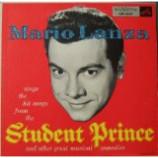 Mario Lanza - The Student Prince [Vinyl] - LP
