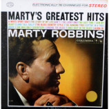Marty Robbins - Marty's Greatest Hits [LP] - LP