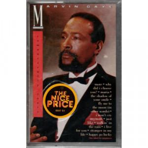 Marvin Gaye - Romantically Yours [Audio Cassette] - Audio Cassette - Tape - Cassete