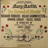 Mary Martin - The Sound Of Music (Original Broadway Cast) - LP