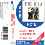McCoy Tyner & Jackie McLean - It's About Time [Audio Cassette] - Audio Cassette