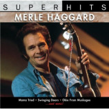 Merle Haggard - Super Hits Volume 2 [Audio CD] - Audio CD