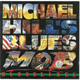 Michael Hill's Blues Mob - Bloodlines [Audio CD] - Audio CD