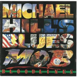 Michael Hill's Blues Mob - Bloodlines [Audio CD] - Audio CD - CD - Album