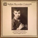 Monica Huggett / Richard Harvey / The London Vivaldi Orchestra - Italian Recorder Concerti [Vinyl] - LP