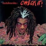 Mutabaruka - Check It! [Vinyl] - LP
