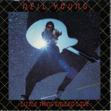 Neil Young - Little Thing Called Love [Vinyl] - 7 Inch 45 RPM