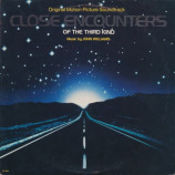 Original Motion Picture Soundtrack - Close Encounters of The Third Kind [Record] - LP