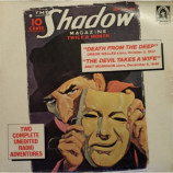 Orson Welles / Bret Morrison - The Shadow - Death From The Deep / The Devil Takes A Wife - LP