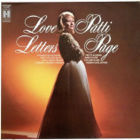 Patti Page - Love Letters [Vinyl] - LP
