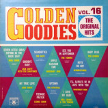 Paul Evans / The Rays / The Tempos / The Echoes / Jack Scott And The Chantones / Rosemary June / The Sparkletones / The Crystals - Golden Goodies - Vol. 16 [Vinyl] - LP