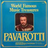 Pavarotti - World Famous Music Treasures [Record] - LP