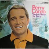 Perry Como - You Are Never Far Away - LP