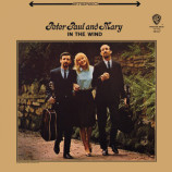Peter Paul and Mary - In The Wind [Record] - LP