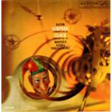 Pierre Monteaux and The Vienna Philharmonic Orchestra - Haydn: Surprise Symphony No. 94 / Clock Symphony No. 101 - LP
