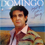 Placido Domingo - My Life For A Song [Record] - LP
