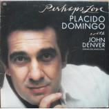 Placido Domingo With John Denver - Perhaps Love [Record] - LP