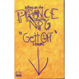 Prince And The New Power Generation - Gett Off [Vinyl] - Audio Cassette