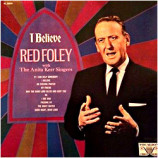 Red Foley - I Believe [Record] - LP