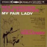 Rex Harrison Julie Andrews Stanley Holloway - My Fair Lady - LP