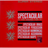 Richard Hayman / Roger King Mozian And His Orchestra / Robert Maxwell / Charles Camilleri - Spectacular Is The Sound For It! [Vinyl] - LP