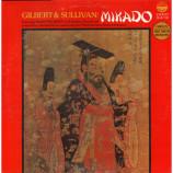 Richard Korn / Martyn Green / Barbara Troxell / James Pease / North German Radio Orchestra - Gilbert & Sullivan: Mikado - LP