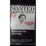 Richard Pryor - Wanted: Live in Concert [Audio Cassette] - Audio Cassette