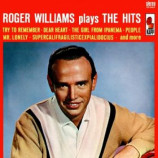 Roger Williams - Roger Williams Plays the Hits [Vinyl] - LP