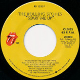 Rolling Stones - Start Me Up / No Use In Crying [Vinyl] - 7 Inch 45 RPM