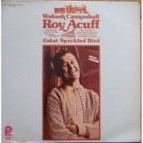Roy Acuff - Wabash Cannonball [Record] - LP