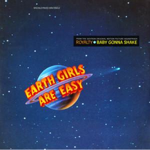 """Royalty / Stewart Copeland - Baby Gonna Shake / Throb [Vinyl] - 12 Inch 33 1/3 RPM Maxi-Single - Vinyl - 12"""""""