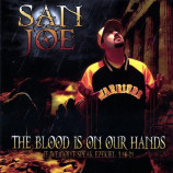 Sanjoe - Blood Is on Our Hands [Audio CD] - Audio CD