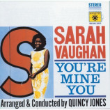 Sarah Vaughan - You're Mine You [Audio CD] - Audio CD