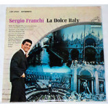 Sergio Franchi - La Dolce Italy [Vinyl] - LP