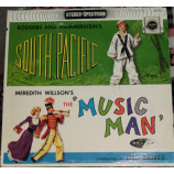 South Pacific & The Music Man - South Pacific & The Music Man [LP Record] [Vinyl] - LP