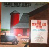 The Blue Sky Boys - The Blue Sky Boys - LP