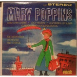 The Cheltenham Orchestra and Chorus - Songs From Mary Poppins - LP