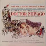 The Cinema Sound Stage Orchestra - Sound Track Music From Doctor Zhivago [Vinyl] - LP