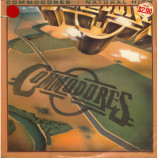 The Commodores - Natural High [Record] - LP