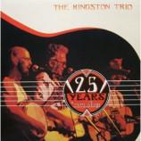 The Kingston Trio - 25 Years Non-Stop [Record] - LP