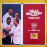 The Mills Brothers - Mills Brothers Volume II [Vinyl] - LP