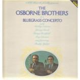 The Osborne Brothers - Bluegrass Concerto [Vinyl] - LP