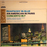 The Sinfonia of London Orchestra Conducted by Kenneth Alwyn - Gershwin Rodgers Adinsell Rosza Rhapsody In Blue / An American In Paris / Concer