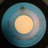 The Stylistics - Let's Put It All Together / I Will Love You Always - 7 Inch 45 RPM