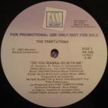 The Temptations - Do You Wanna Go With Me [Vinyl] - LP
