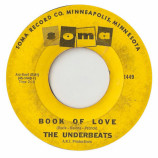 The Underbeats - Book Of Love / Darling Lorraine [Vinyl] - 7 Inch 45 RPM